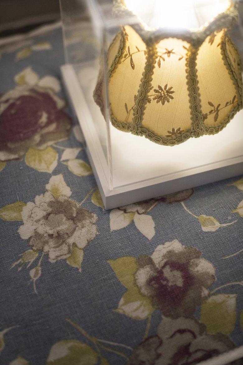 Lampe Nachkästchen
