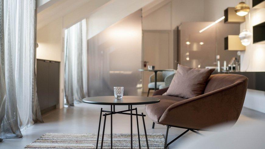 Boutique apartment fortuna felicit gius la residenza for Boutique hotel kaltern